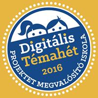 Digitális Témahét 2016